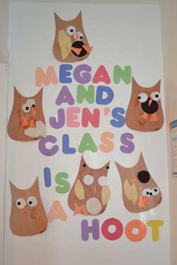 Childrens' artwork